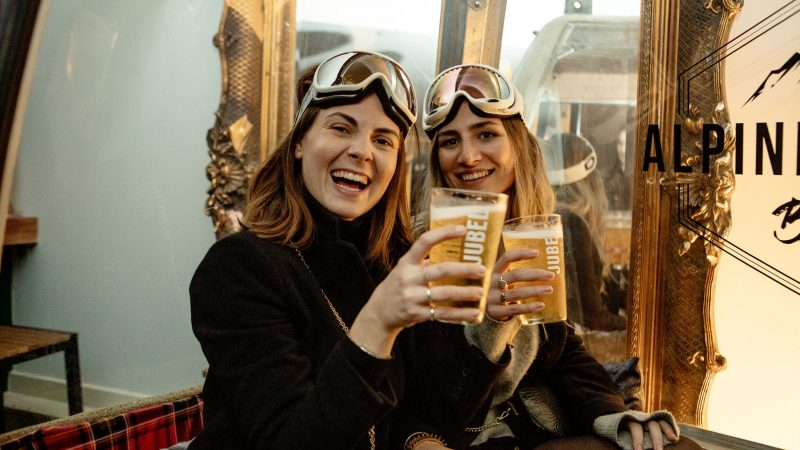 Jubel Ski Lodge Pops-Up in London
