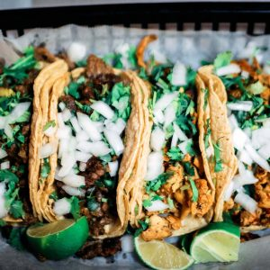 The Very Best Tacos in Mexico City